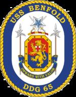 150px-USS_Benfold_DDG-65_Crest